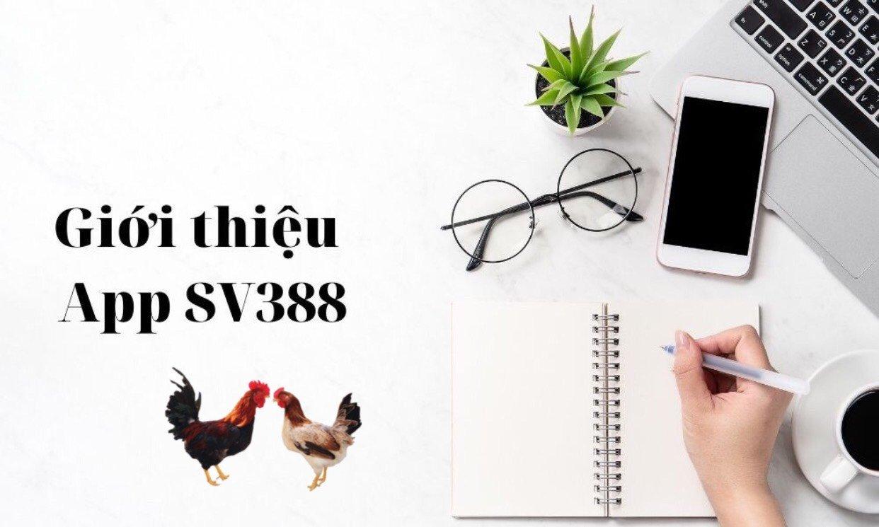 Giới thiệu app SV388