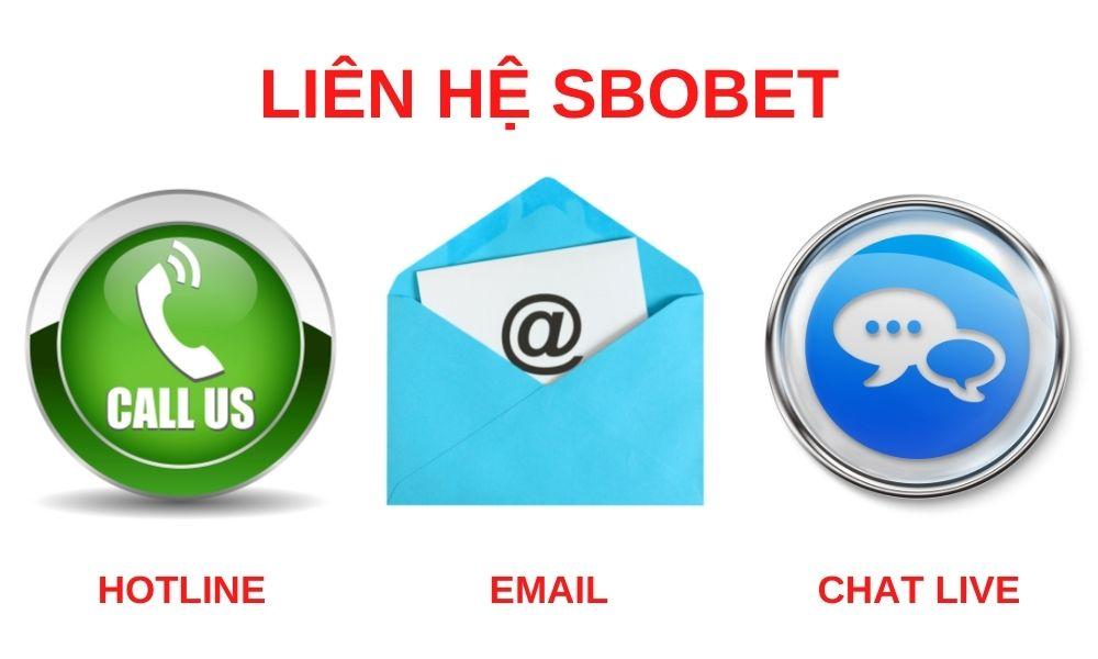Hình thức liên hệ SBOBET