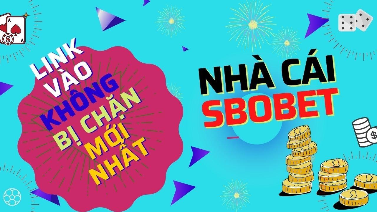Link SBOBET chính thức Việt Nam