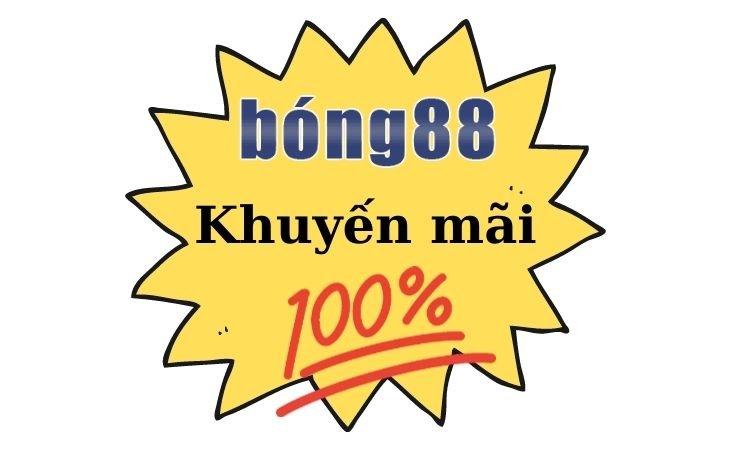 Tặng khuyến mãi Bong88 khi mở tài khoản