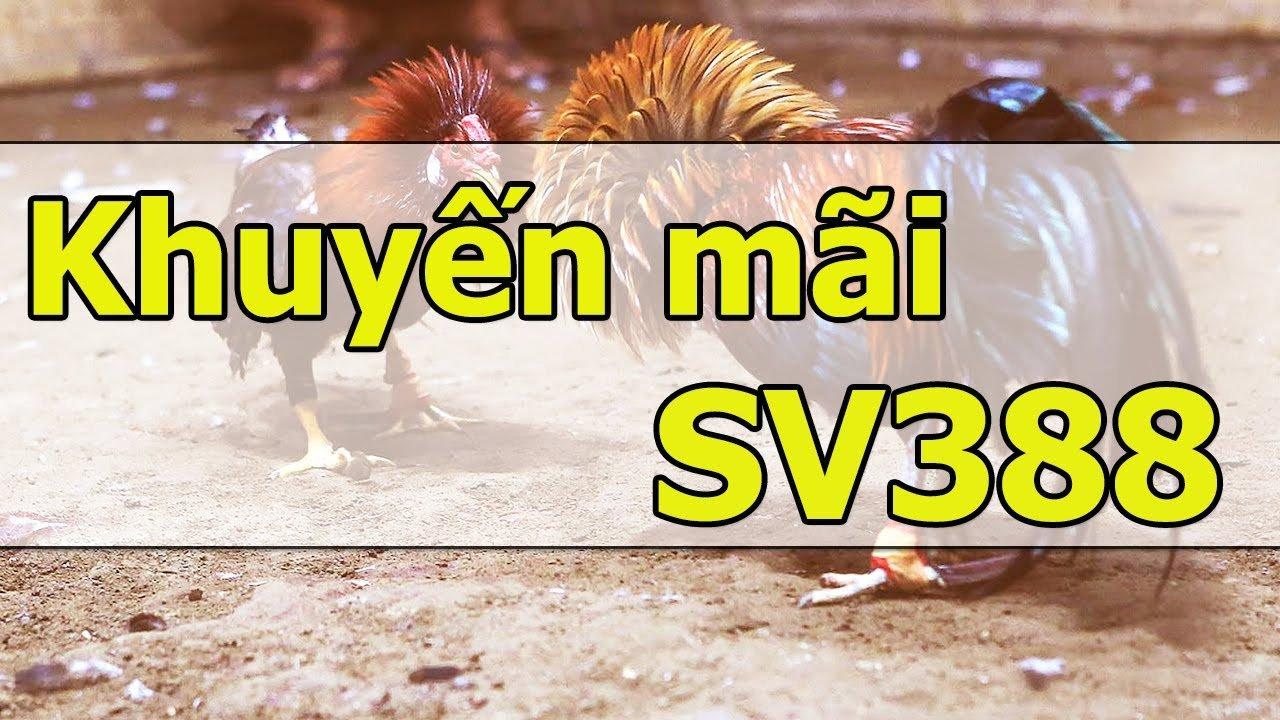 Ưu đãi nạp tiền SV388
