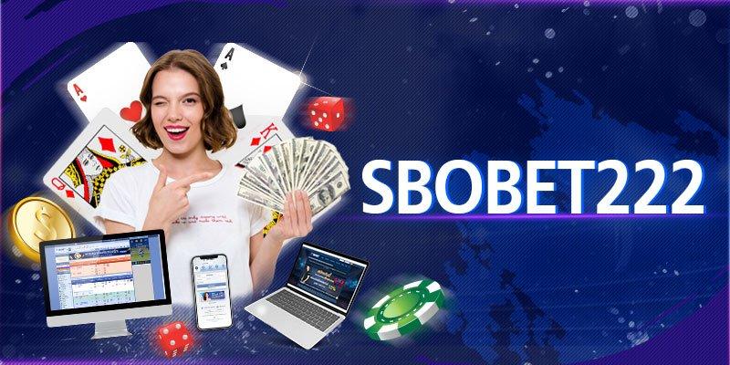 Danh sách link SBOBET222 mới nhất